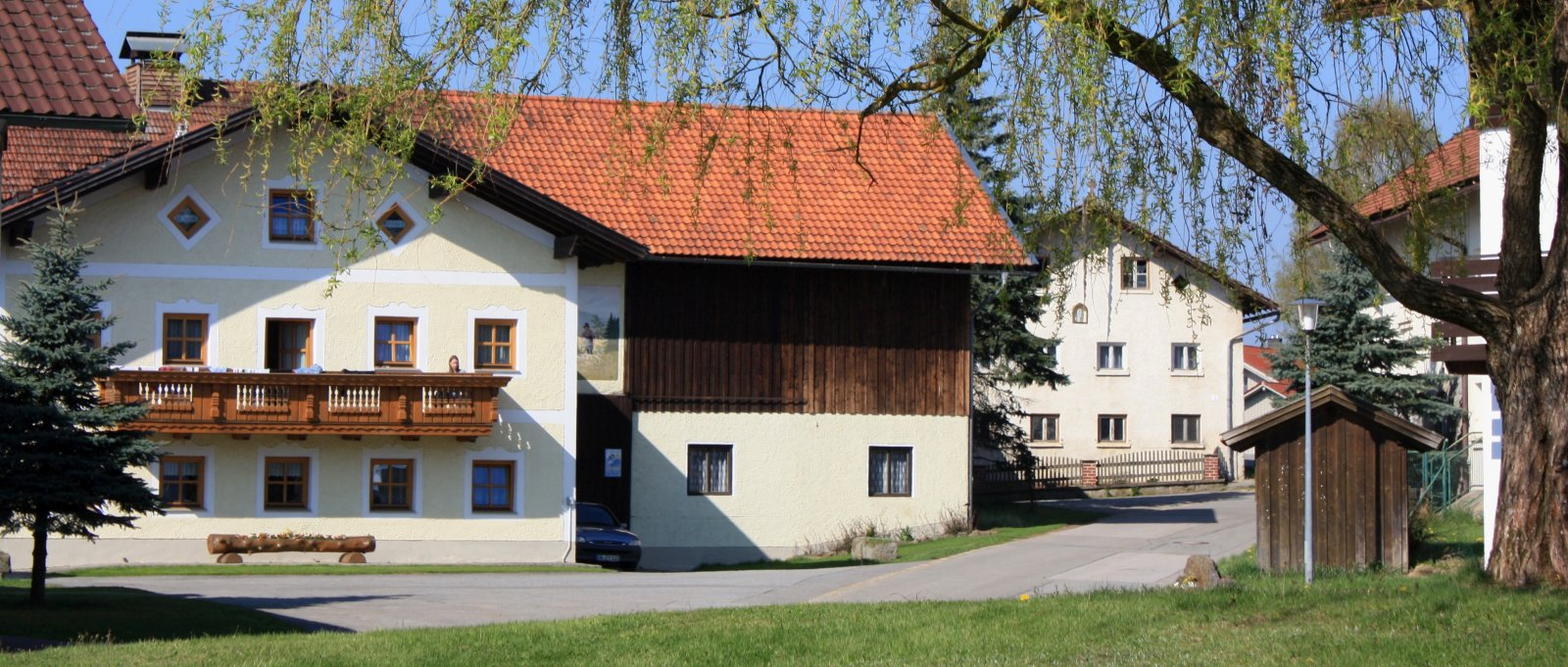 Bauernhof Kopp bei Bodenmais
