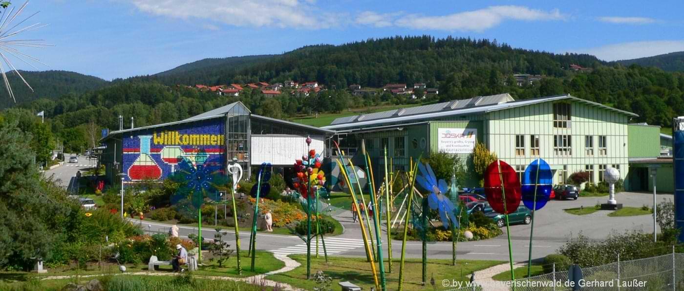 Sehenswürdigkeiten in Bodenmais Ausflugsziele bei Zwiesel